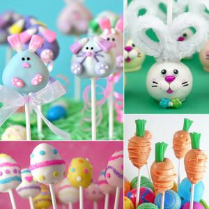 Cake Pops Make Your Easter