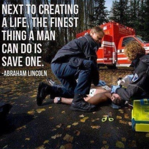 Becoming a paramedic is one of best things I've done!!
