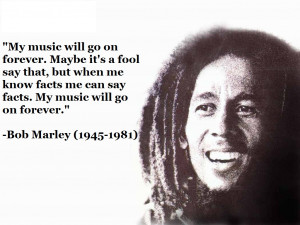 Happy Birthday Bob Marley. Your name will never be forgotten.