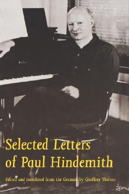 """... by marking """"Selected Letters of Paul Hindemith"""" as Want to Read"""