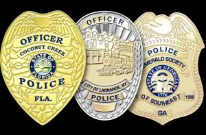 local state and federal agencies love custom mini badges custom police ...