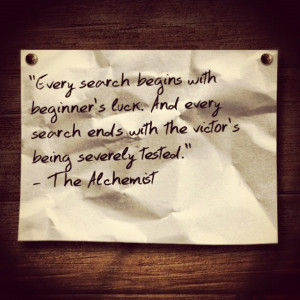 Related to The Alchemist Quotes by Paulo Coelho - Share Book