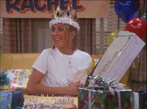 Friends Quotes Tv Show Birthday ~ Friends Tv Show 30th Birthday Quotes ...