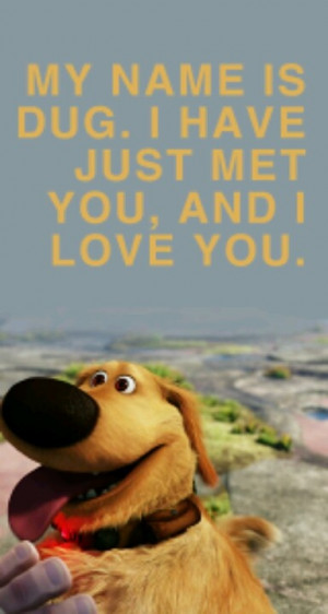 Dug from Up :D