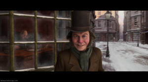 bob cratchit background information feature films a christmas carol ...