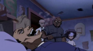 The Boondocks Stinkmeaner Quotes picture