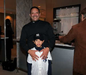Marc Morial And son