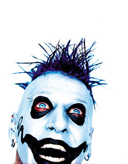 This page is about the band mudvayne who there album is L.D. 50 and ...