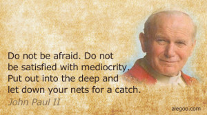 John Paul 2 Quotes On 020