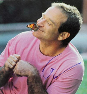 Life to Remember: Robin Williams. \\ @elephantjournal # ...
