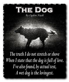 ogden nash more dogs quotes puppies dogs poems ogden nash quotes dogs ...