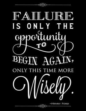 Henry Ford Quotes on Failures – Inspirational Quotes