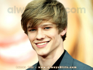 Lucas Till Wallpaper Right Click Your Mouse And Choose Set As picture