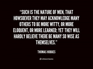 Sense english duties of the consequence or Thomas Hobbes Government ...
