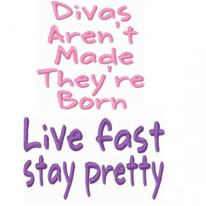 Diva Quotes About Sayings