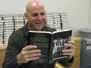 Harlan Coben...favorite author!!!!!
