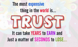 Trust issues quotes and trust no one quotes to show you that the most ...