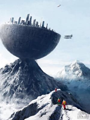 Dystopian and Utopian Worlds