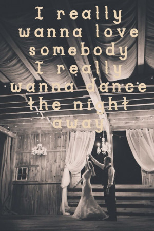 Maroon 5 Lyrics Quotes Maroon 5 - love somebody i know were only half ...