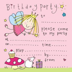Categories Birthday Party Invitation , Free Printable , Printable