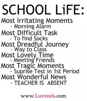 High School Memories Quotes High school me.