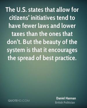 Daniel Hannan Beauty Quotes