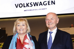 Wife of VW paterfamilias Piëch up for Audi supervisory board