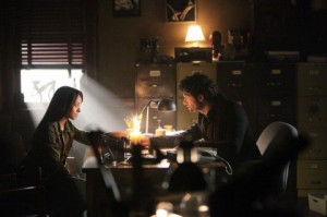 "The Vampire Diaries Season 4, Episode 11 ""Catch Me If You Can ..."