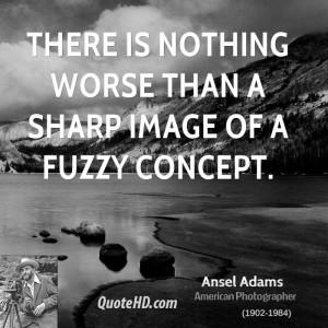 Ansel Adams Art Quotes