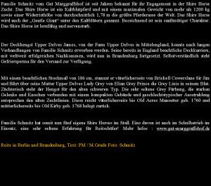Textfeld: Familie Schmitz vom Gut Marggraffshof ist seit Jahren ...