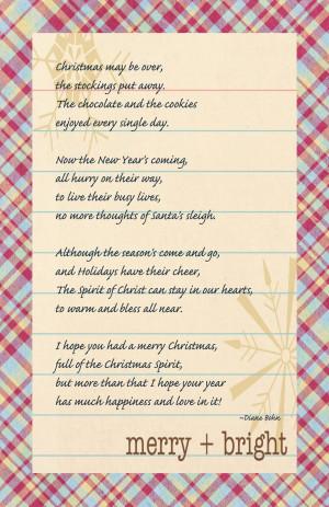 Christmas Poems That Rhyme Christmas christmas poem