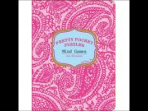 Pretty Pocket Puzzles Mind Games Book