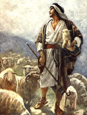 ... 10 7 21 to chew on i am the good shepherd the good shepherd gives his