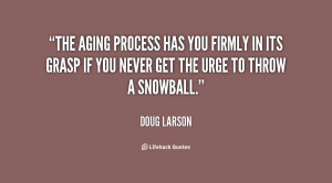 Doug Larson Quotes And Sayings
