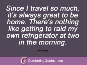 Famous Amy Grant Quotes