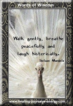 Healing quotes, best, deep, sayings, nelson mandela