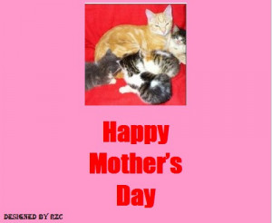 ... -with-her-Beautiful-kittens-Best-sayings-quotes-about-Mothers-Day.jpg