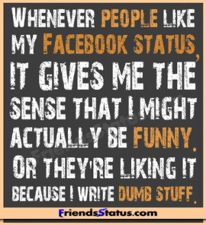 Fake People Quotes On Facebook