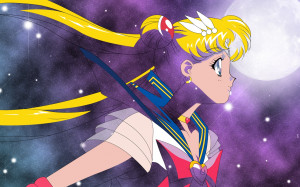 The soldier born from love sailor moon HD Wallpaper