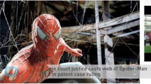 Supreme Court Justice Casts Web of Spider-Man Quotes in Patent Case ...