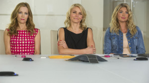 The Other Woman' Stars Cameron Diaz and Leslie Mann