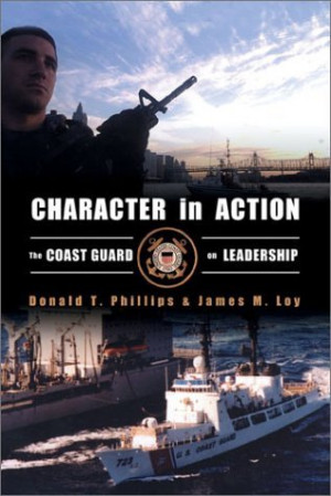 """... In Action: The U.S. Coast Guard On Leadership"""" as Want to Read"""