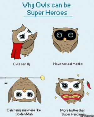 Super Heroes Credited...