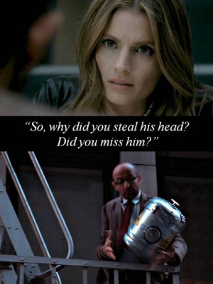 One of the best Castle quotes ever!