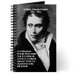 Arthur Schopenhauer Truth Journal