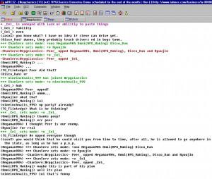 Merlin's practical joke (8/20/01)