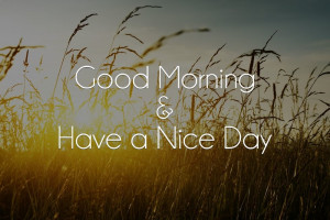 Have A Productive Day Quotes For a productive day