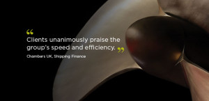 Clients unanimously praise the group's speed and efficiency - Chambers ...