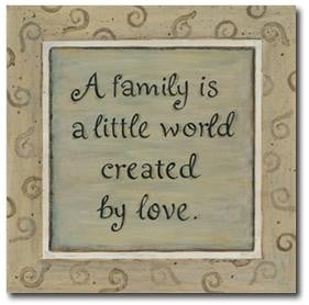 Family Inspirational Quotes To Warm Your Heart And Inspire Your Family