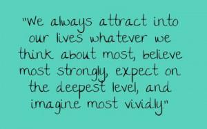 Quote by Shakti Gawain #motto